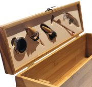 Bamboo Wine Set 2