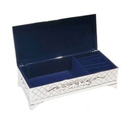 Inside Hampton Jewellery Box