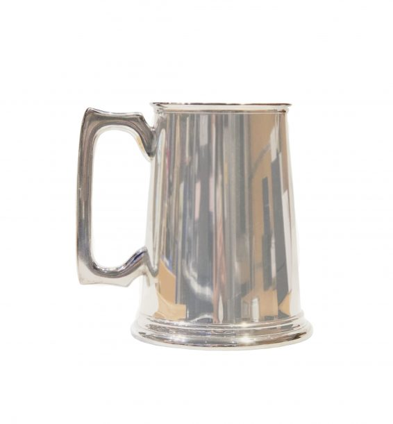 Pewter Tankard 2 Pint