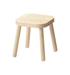 New Ikea Stool design